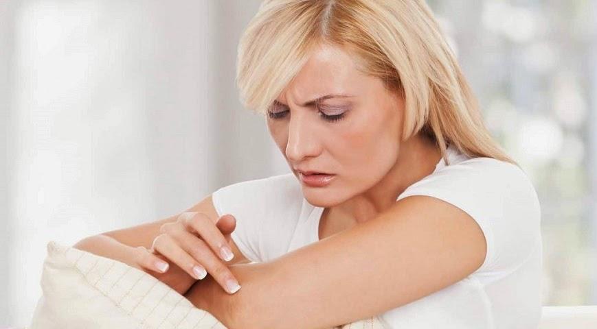 Eczema y Dermatitis atópica en la piel, conoce sus causas y tratamientos.