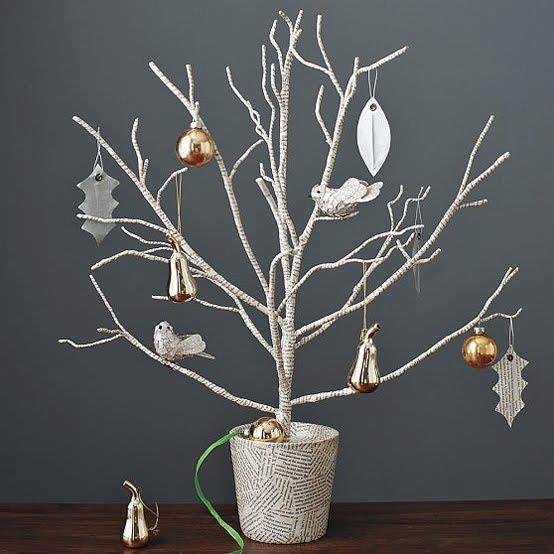 arbolito con con ramas