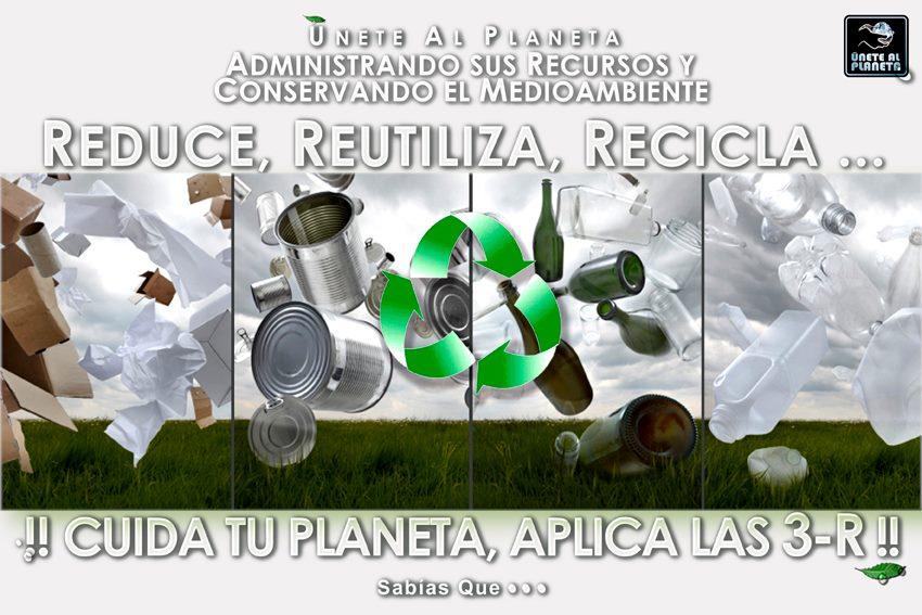 Ideas para cuidar el medioambiente aplica las 3 r vida for Clausula suelo desde cuando se aplica