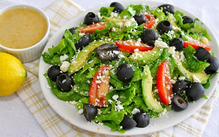 Ensaladas que puedes incluir en tus comidas diarias