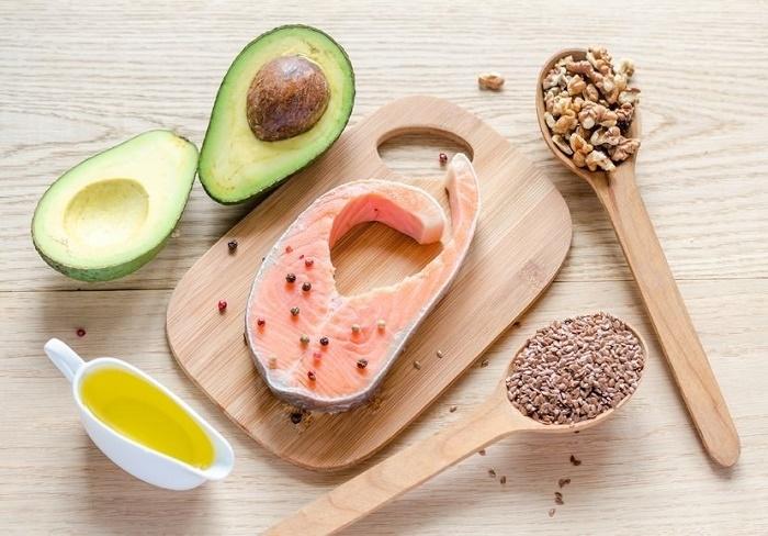 Triglicéridos Omega 3 alimentos