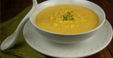 Sopa de coco y maíz VL
