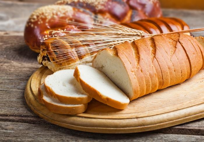 pan blanco y la salud