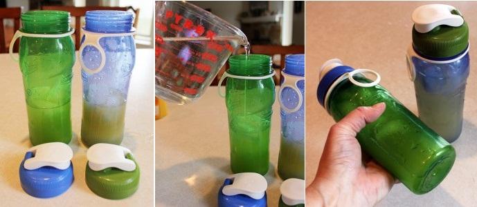 electrolitos en bebida casera