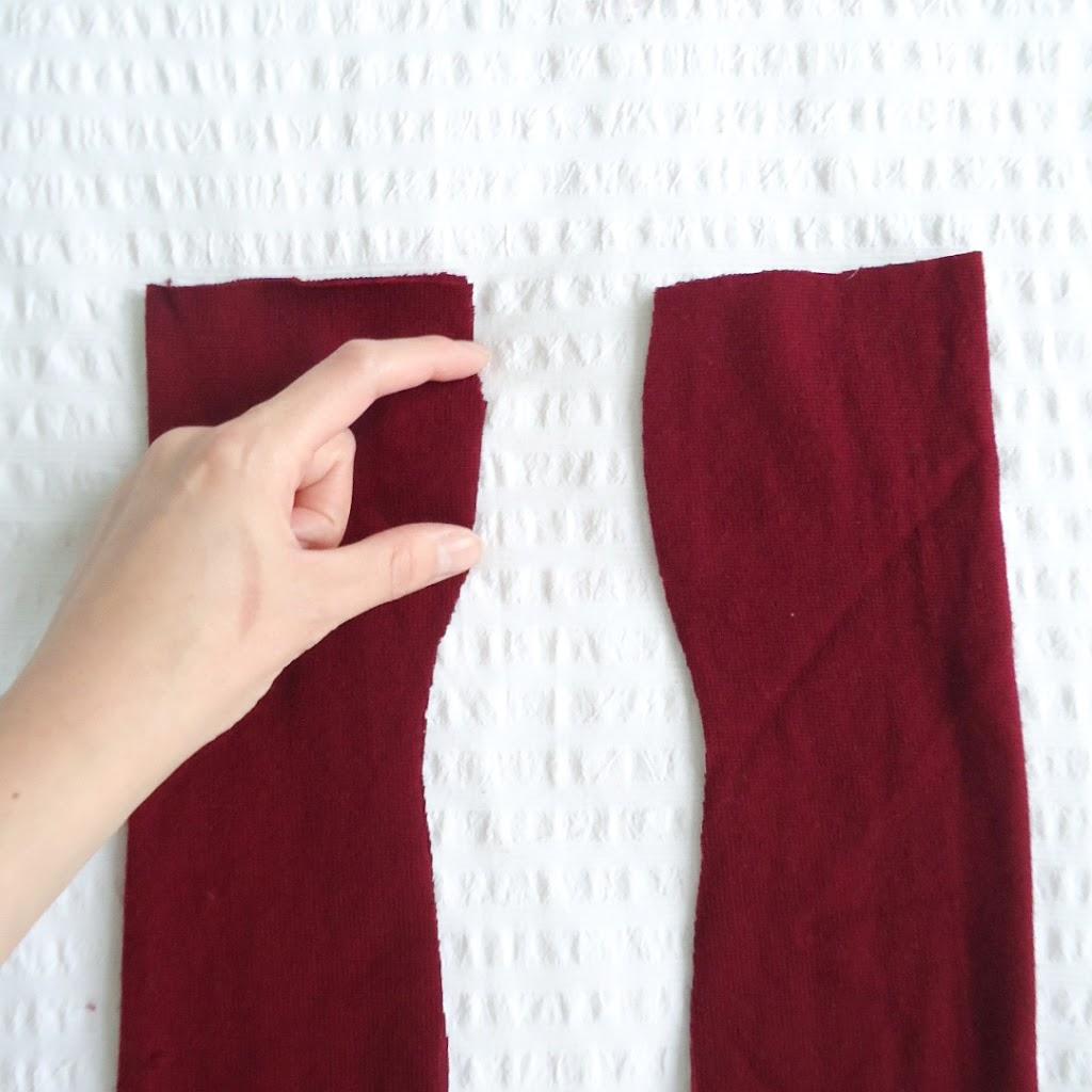 reciclar para hacer guantes