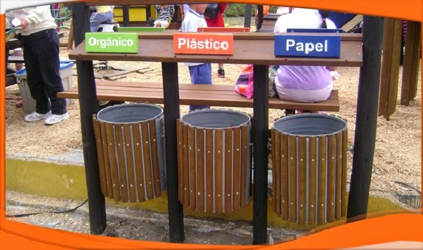 como reducir la basura