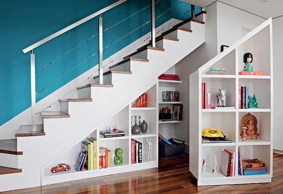 55 ideas para aprovechar y ahorrar espacio en casa taringa - Aprovechar espacios en casa ...