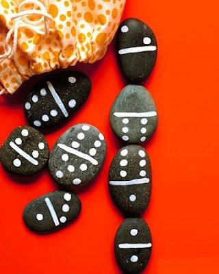Domino de piedras