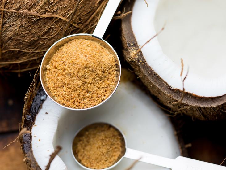 adelgazar con azúcar de coco