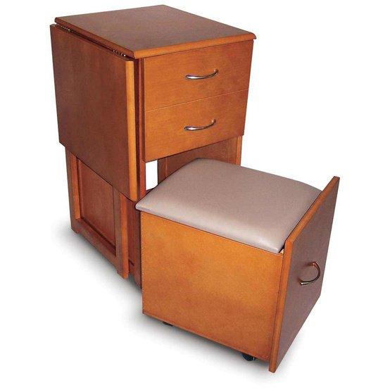 mueble para ahorrar espacio en el hogar