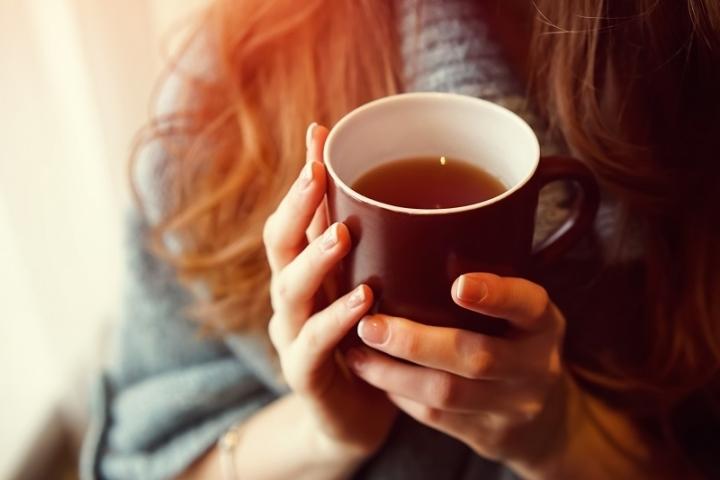 la taza de té cuento
