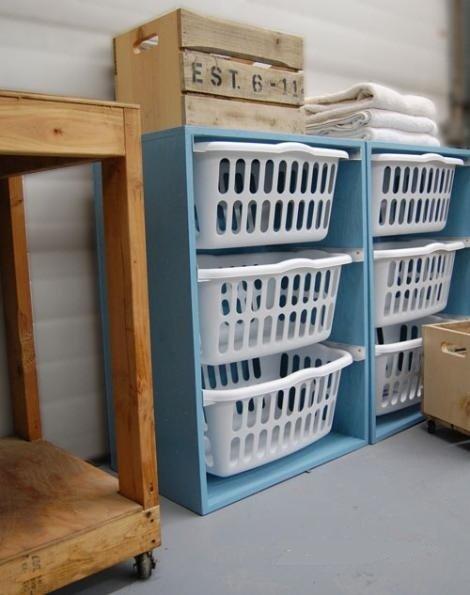 Ideas para hacer un mueble organizador para ropa for Muebles para negocio de ropa