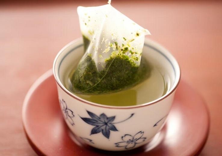 licuado antioxidante con té verde