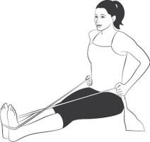 movimiento x para mejorar la postura