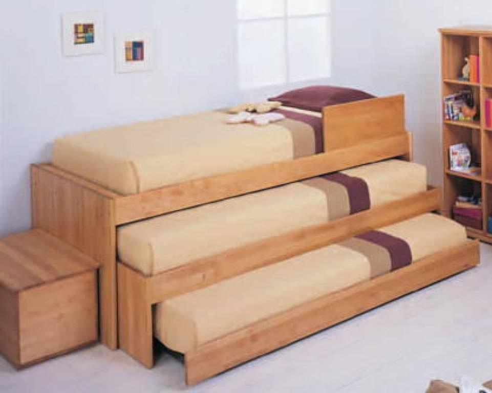 55 ideas de c mo aprovechar y ahorrar espacio en el hogar for Idea interior muebles