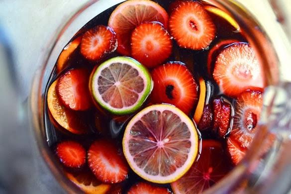 ponche frutal