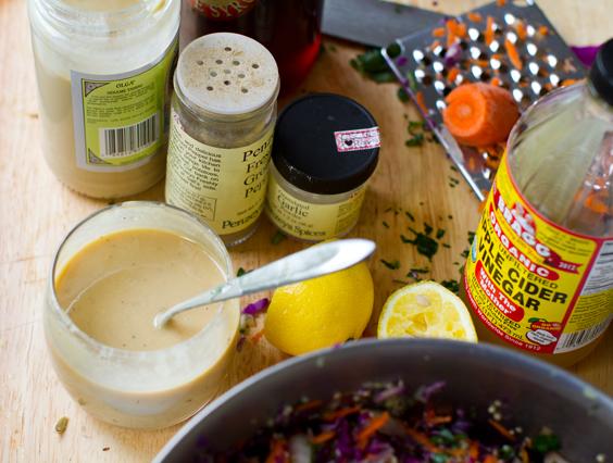 receta de tahini dulce