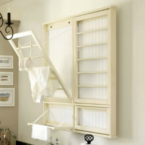 space-saving-laundry-rack