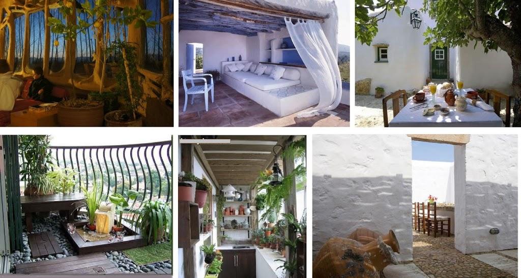 diseño natural en hogares