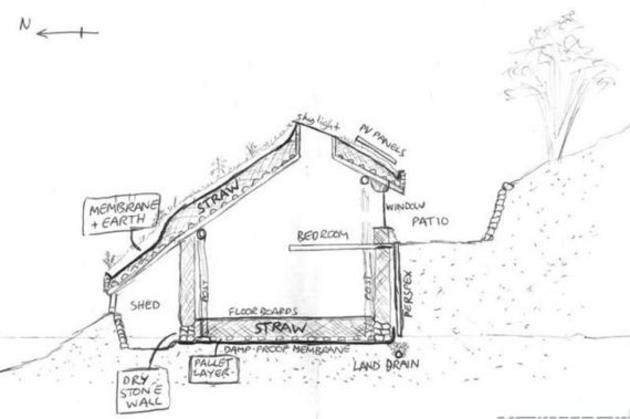 casa hobbit detalles