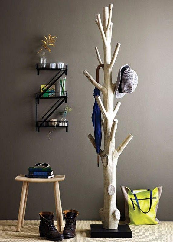 diseño con ramas