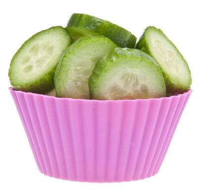 alimentos más alcalinos Pepino