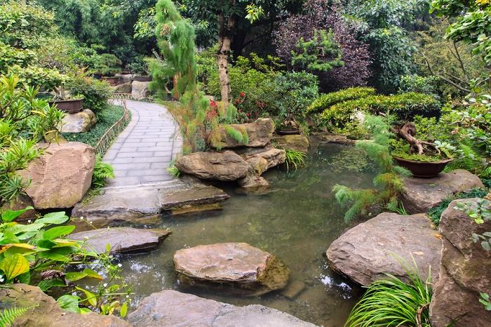 Cómo realizar un Jardín Zen para exterior