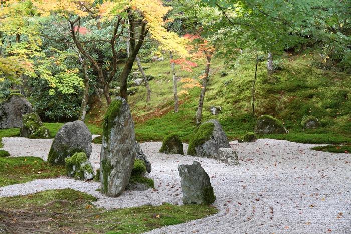 jardín zen piedras