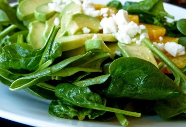 spinach-orange-avocado-salad