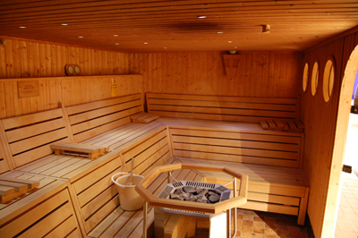 conoce los beneficios del sauna