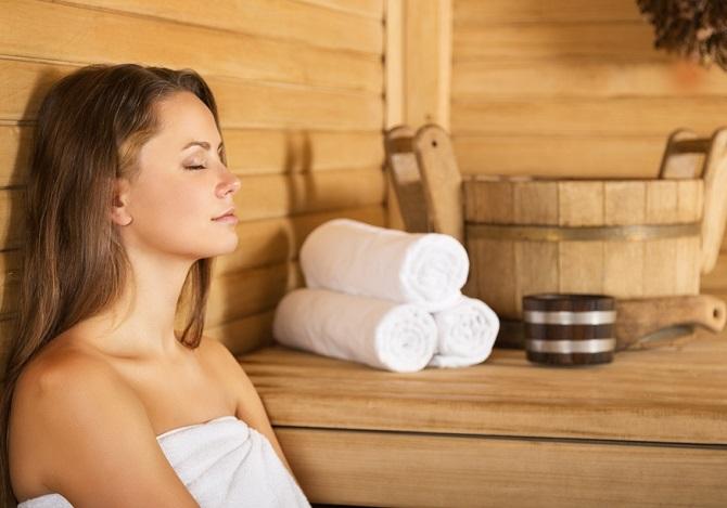 los beneficios dle sauna