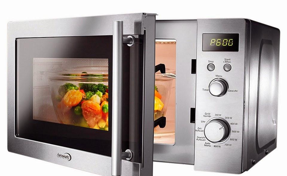 Cocinar con horno microondas destruye los nutrientes - Cocinando con microondas ...