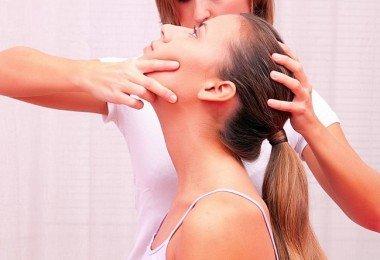 Dolor de cuello cervical
