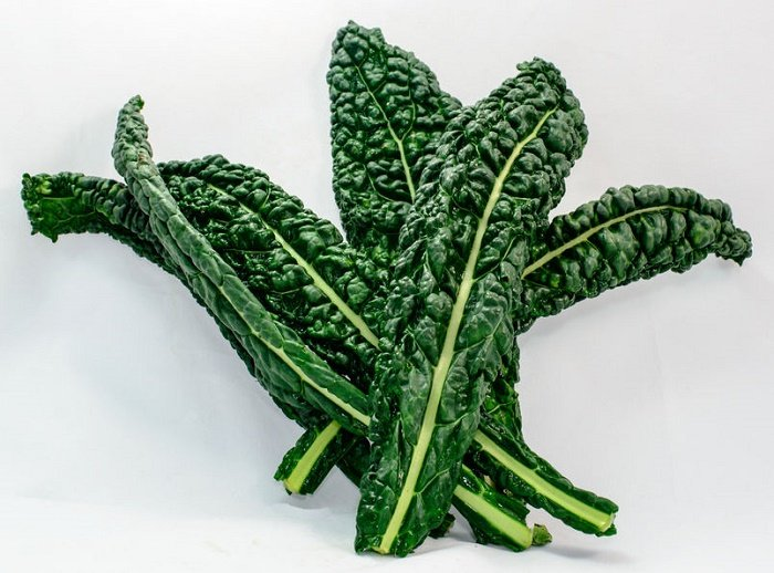 how to cook green cale