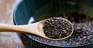 beneficios de las semillas de chía para adelgazar