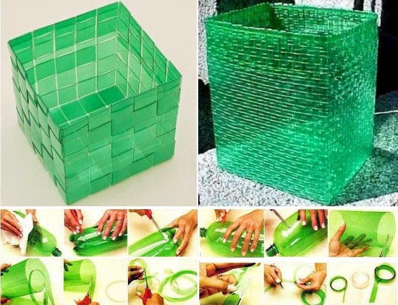 50 objetos tiles y creativos hechos con botes de pl stico for Utiles de cocina baratos