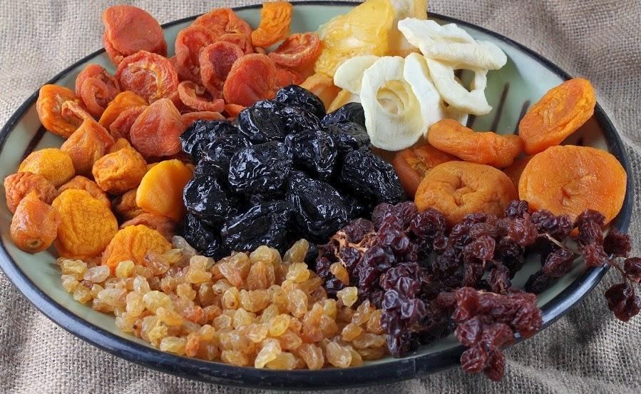 frutos secos para sustituir la carne