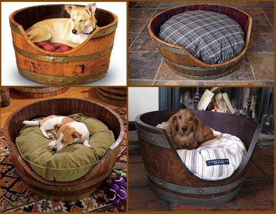 camas para perros y gatos barrijas
