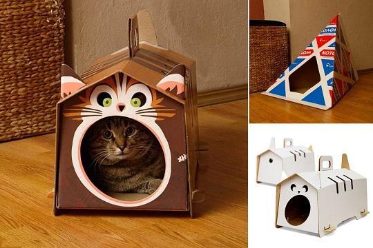camas para mascotas prefabricados