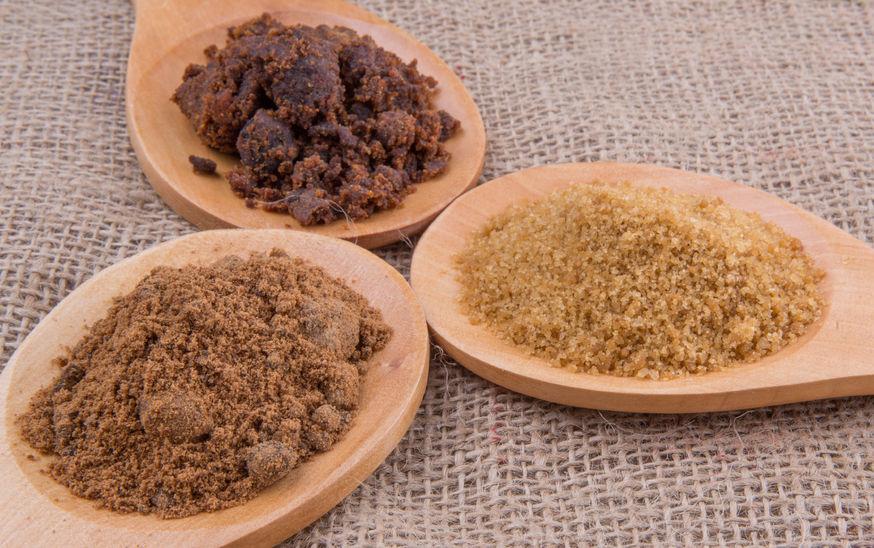 azúcar mascabado alternativa al azúcar refinada