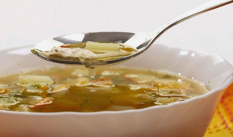 Sopa de Cebolla y Ajo para la gripe
