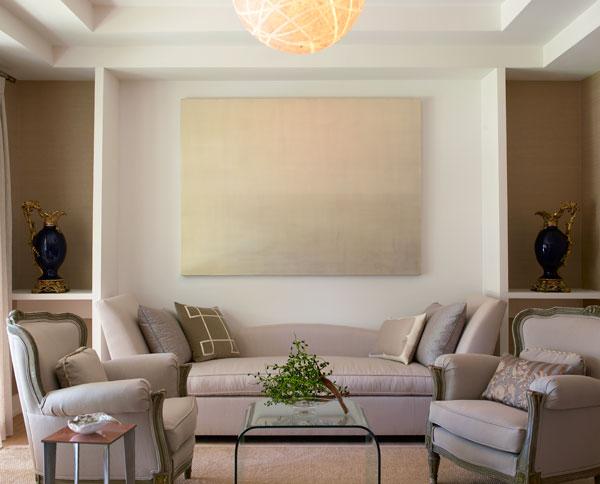 Diseño de interiores para sala