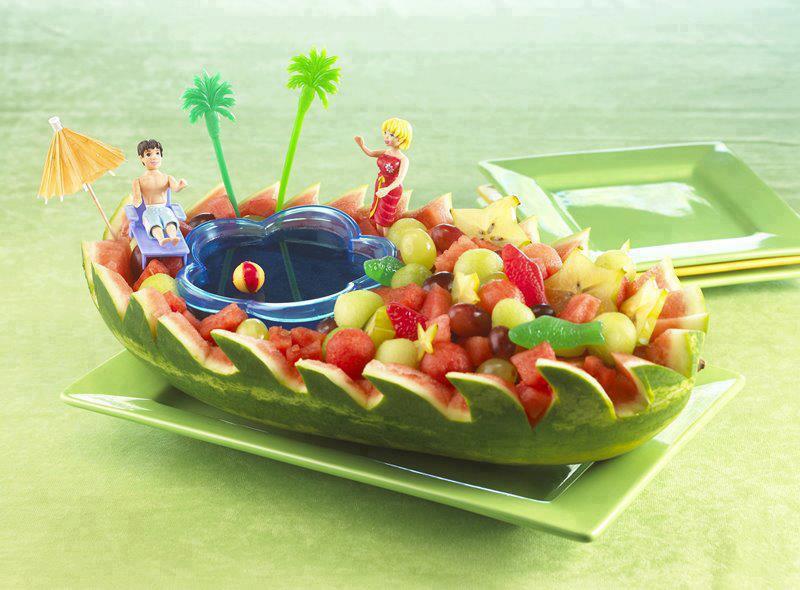 isla de frutas