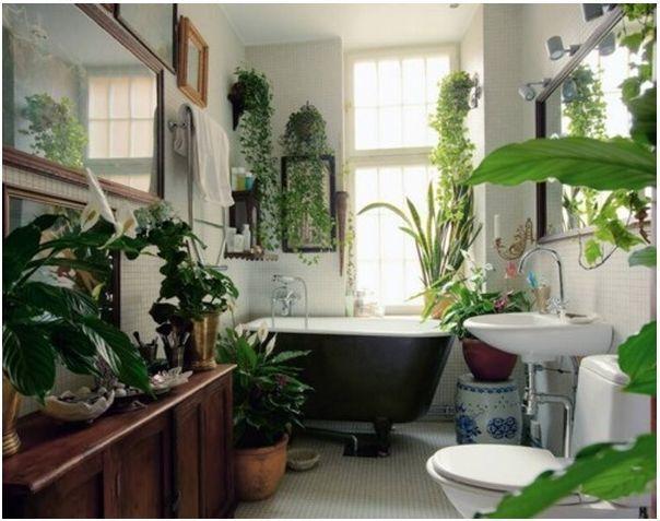 Diseño de interiores para el baño