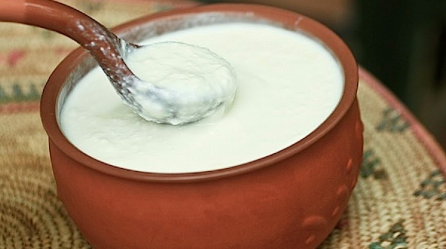 yogurt casero receta