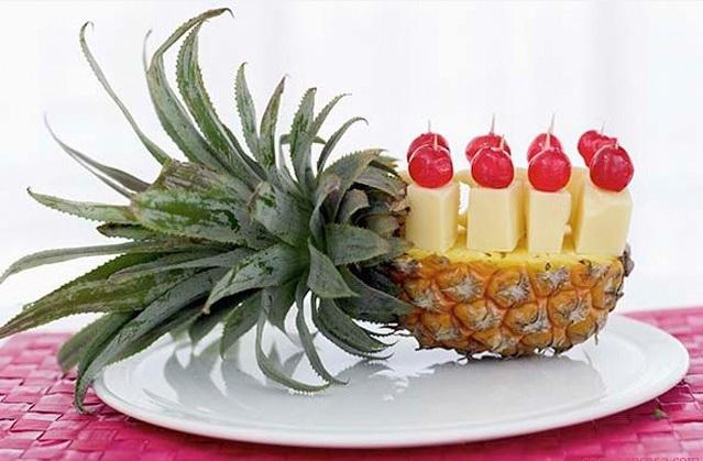 Beneficios de comer fruta y 30 ideas creativas para ensaladas de ...