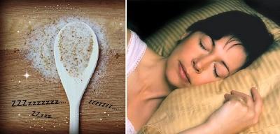 ¿Azúcar y Sal para el insomnio?1