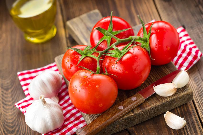 tomates para bajar de peso