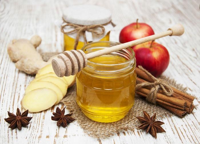 5 Infusiones curativas con miel de abejas para una vida saludable