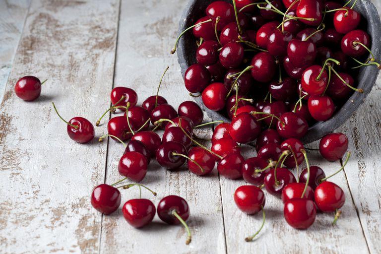 frutas y verduras para la salud